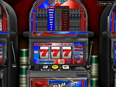 Red White and Blue 7s slotsmachines77.com Betsoft 1/5