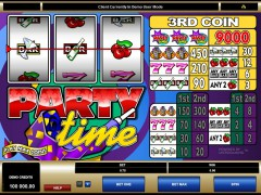 Party Time - Microgaming